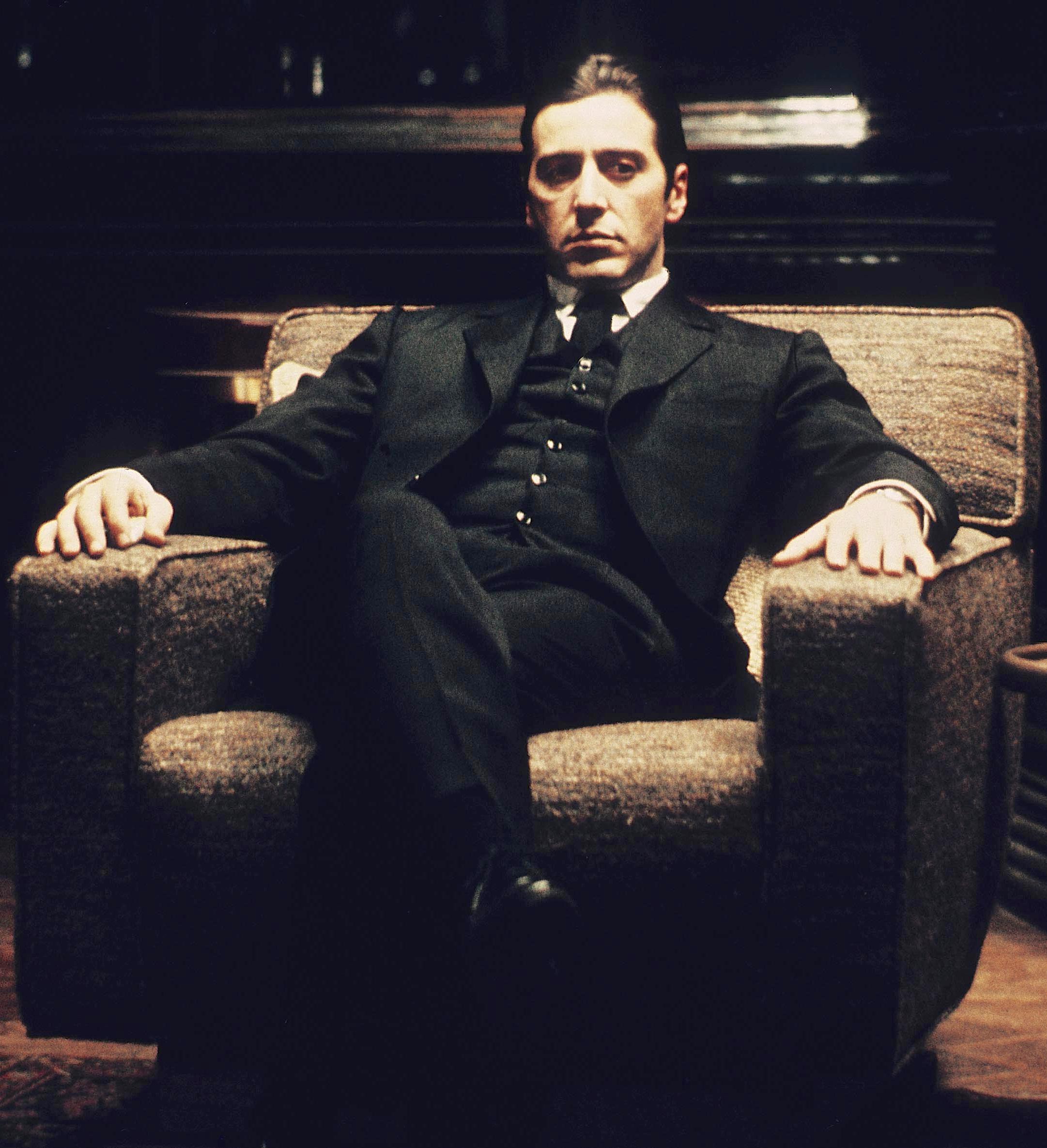 Al Pacino | BAMF Style