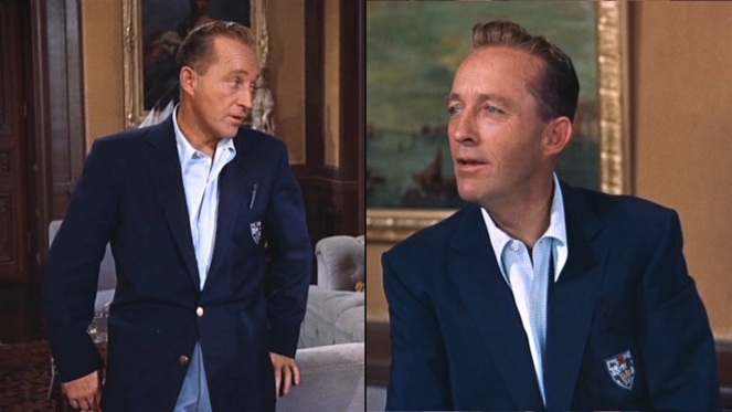 Does anyone know the provenance of the crest of Bing's summer blazer?