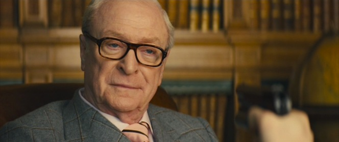 Fifty years after he stepped into Harry Palmer's shoes - or specs, I should say - Michael Caine remains as iconic as ever.