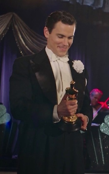 "Matt Bomer as Monroe Stahr on The Last Tycoon (Episode 9: ""Oscar, Oscar, Oscar"")"