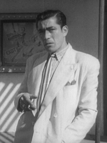 Toshirô Mifune as Matsunaga in Drunken Angel (1948)