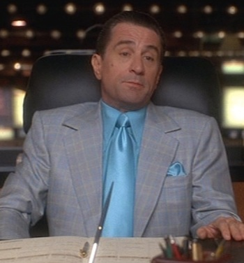 "Robert De Niro as Sam ""Ace"" Rothstein in Casino (1995)"