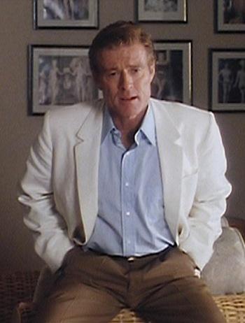 Robert Redford as Jack Weil in Havana (1990)