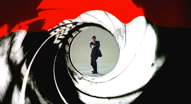 The opening of Live and Let Die established Roger Moore as the first James Bond actor to perform the iconic gunbarrel sequence without a hat.