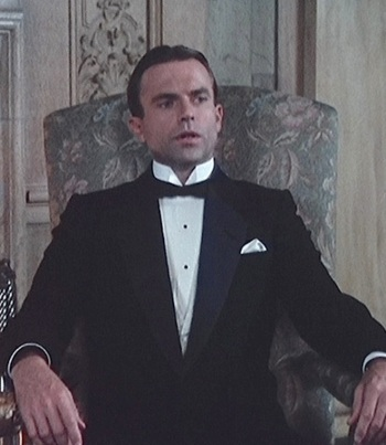 "Sam Neill as Sidney Reilly in Reilly: Ace of Spies (Episode 6: ""Dreadnoughts and Doublecrosses"")"