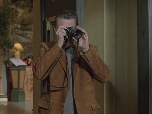Robert De Niro, making tourism cool again.