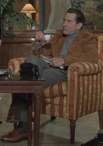 Robert De Niro as Sam in Ronin (1998)