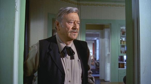 John Wayne in The Shootist – J B  Books' Lounge Suit   BAMF