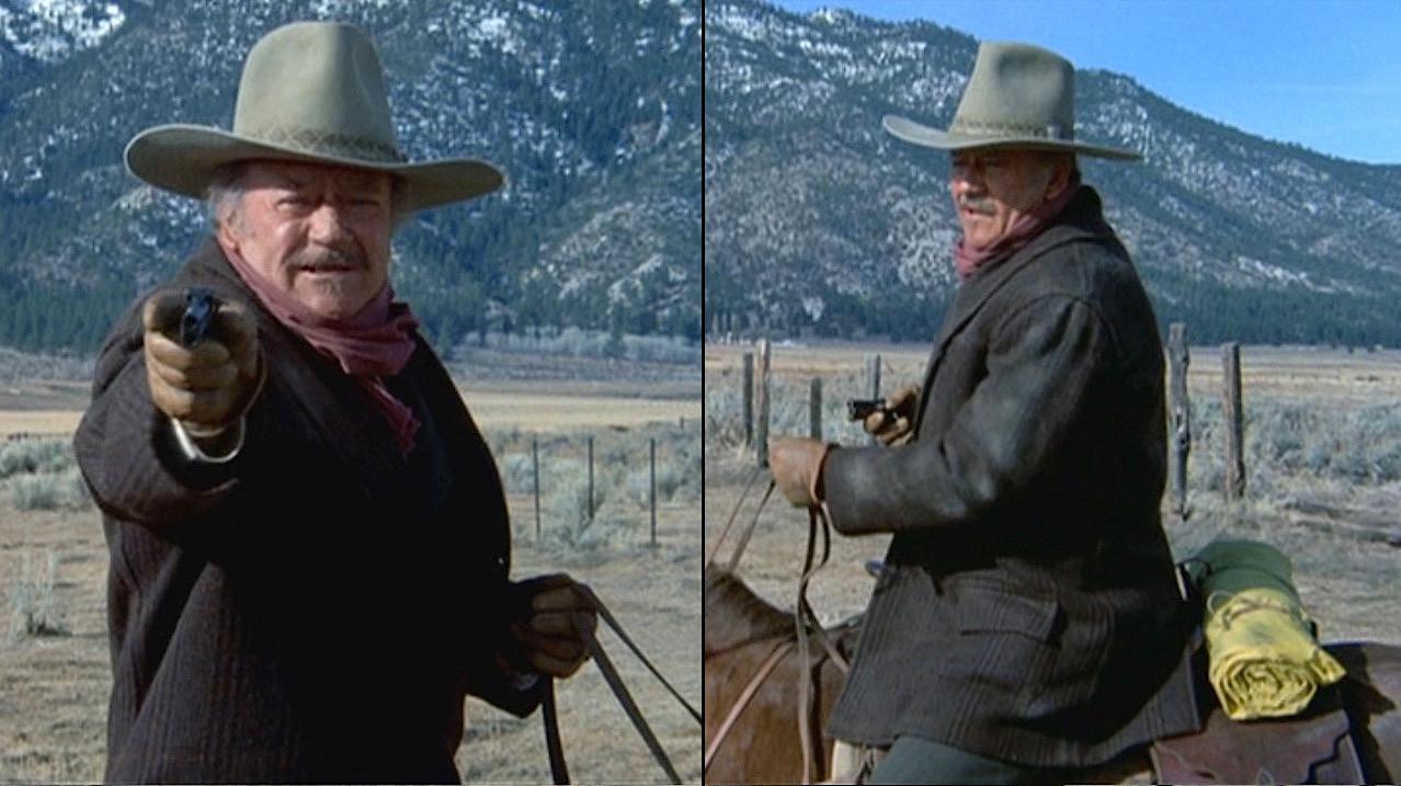 John Wayne in The Shootist – J B  Books' Lounge Suit | BAMF