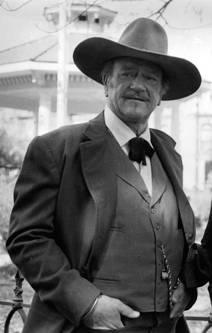 John Wayne in The Shootist – J.B. Books\' Lounge Suit | BAMF Style