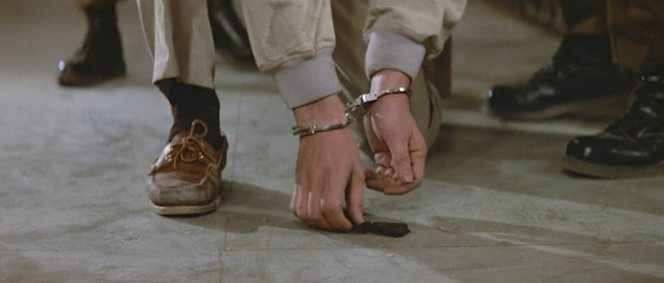 """Don't let the """"boat shoe"""" moniker fool you, as the non-slip soles of Sperry's classic design will serve your mobility needs well even when handcuffed in a landlocked country's military gaol."""