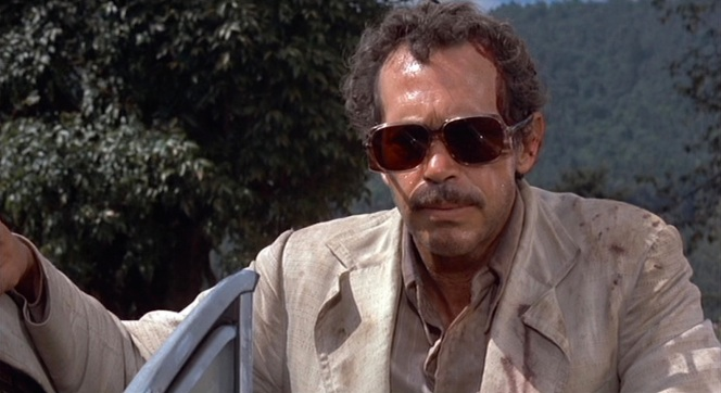 Oates channels Peckinpah.