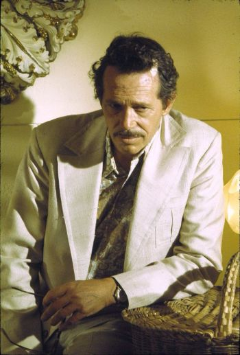Warren Oates as Bennie in Bring Me the Head of Alfredo Garcia (1974)