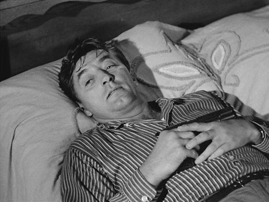 Some people need a teddy bear to sleep... Luke Doolin prefers a .45.