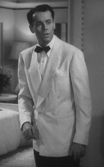 "Henry Fonda as ""Hopsie"" Pike in The Lady Eve (1941)"