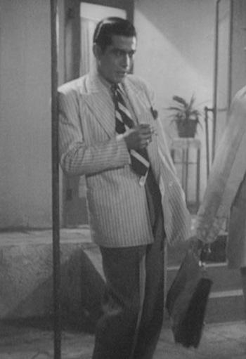 Toshirô Mifune as Matsunaga in Drunken Angel (1948)