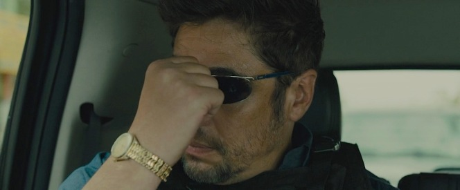 Any ideas about Alejandro's watch? Is it vintage?