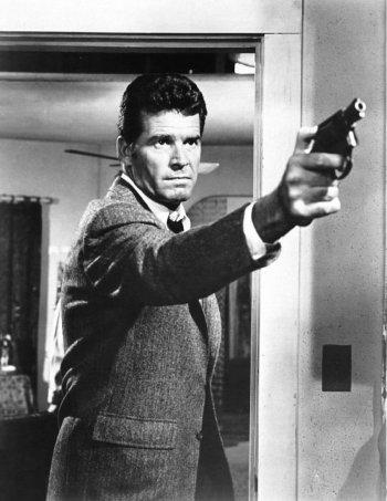 James Garner as Philip Marlowe in Marlowe (1969)