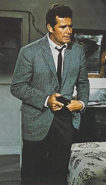 James Garner as Philip Marlowe in Marlowe (1969)
