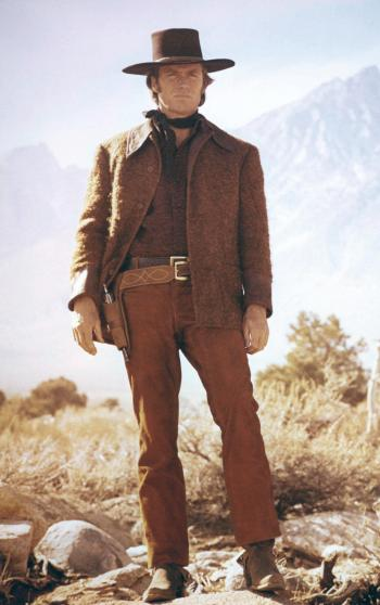 Clint Eastwood as Joe Kidd in Joe Kidd (1972)