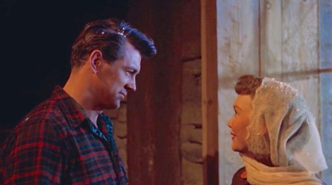Ron and Cary's romance runs hot...
