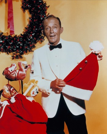Though Bob Wallace sticks mostly to suits, sport jackets, and the occasional service uniform, the real Bing Crosby dressed to the nines for special occasions like the holidays.