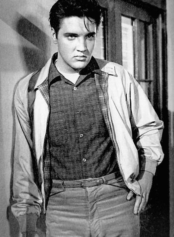 Elvis Presley as Danny Fisher in King Creole (1958)