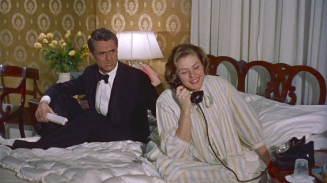 Philip is none too pleased with Anna receiving late evening calls, purportedly from a rival for her affections.