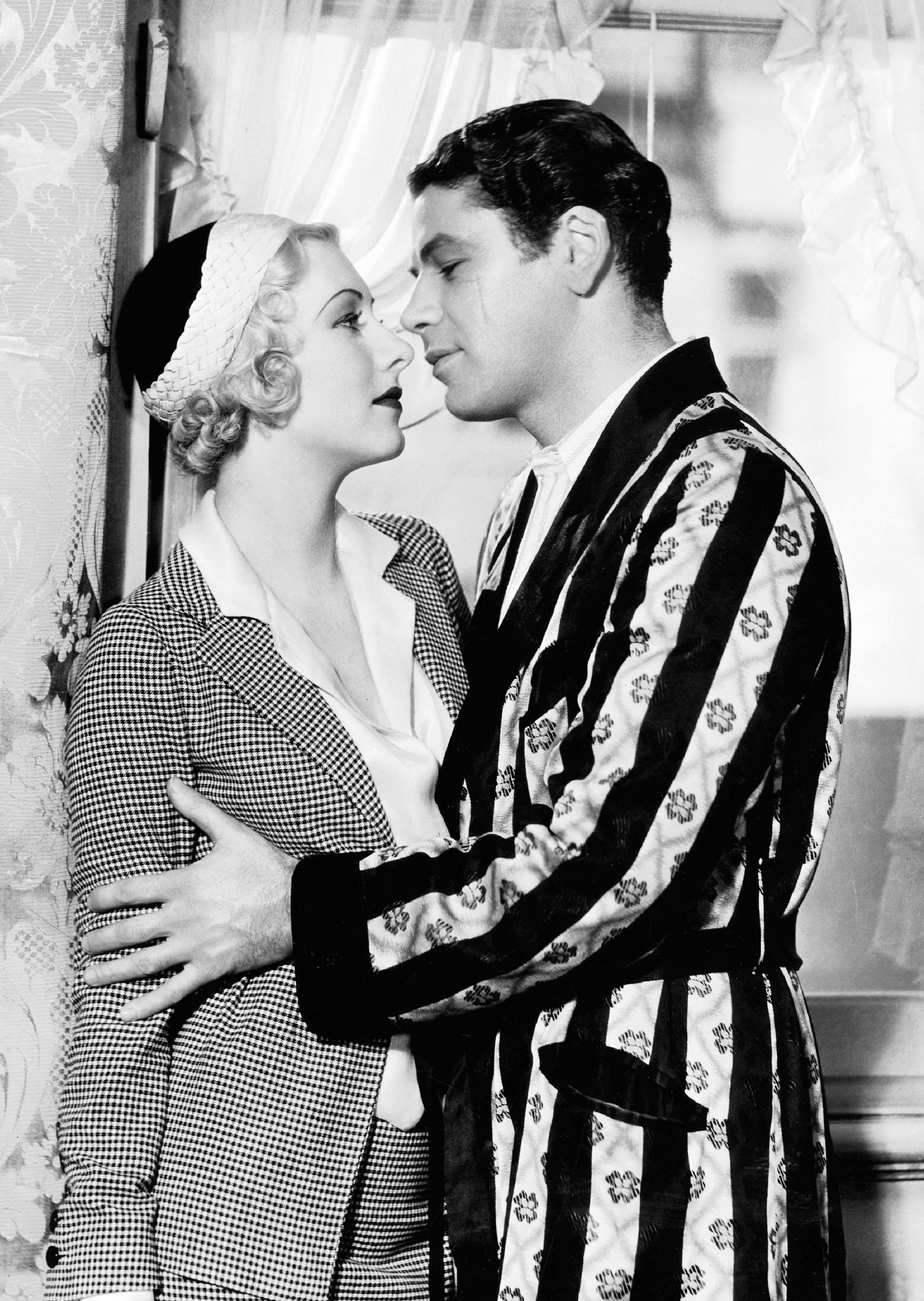f8c90635 Paul Muni and Karen Morley in Scarface (1932)