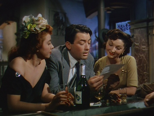 Twenty years after he first saw Cynthia in this very location, a drunk and disillusioned Harry returns to Café Emile—and Emile's cognac—with two dates in tow.