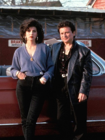 Joe Pesci and Marisa Tomei in My Cousin Vinny (1992)