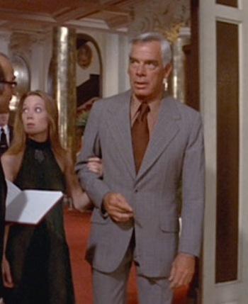 Lee Marvin and Sissy Spacek in Prime Cut (1972)