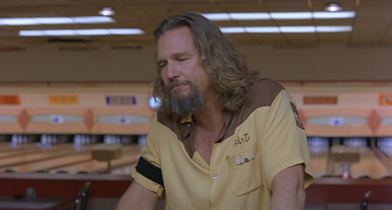 The Big Lebowski The Dude Bowling Pin