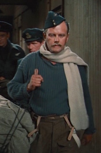 Denis Stock as Cavendish in The Great Escape (1963)