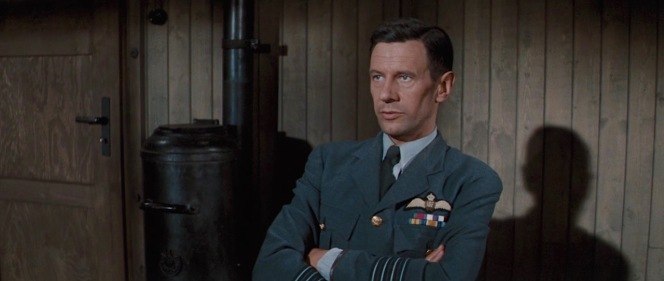 James Donald as Group Captain Ramsey in The Great Escape (1963)