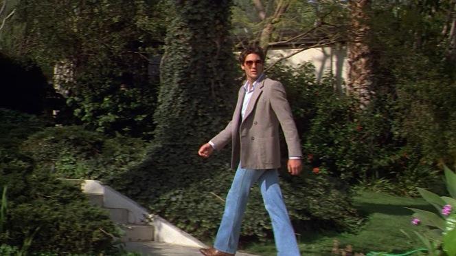 Richard Gere struts his Armani stuff as Julian Kaye in American Gigolo.