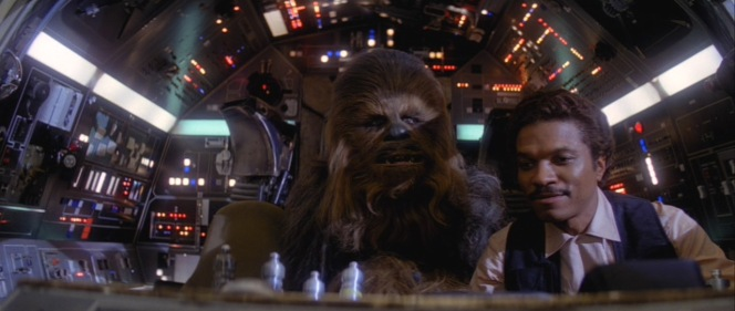 """Luke, we're ready for takeoff."""