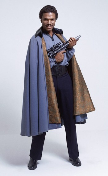 Billy Dee Williams as Lando Calrissian in The Empire Strikes Back (1980)