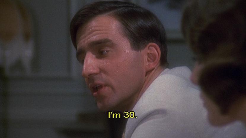 """""""I'm 30."""""""
