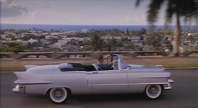 Jack Weil cruises through Cuba in his classic Cadillac.