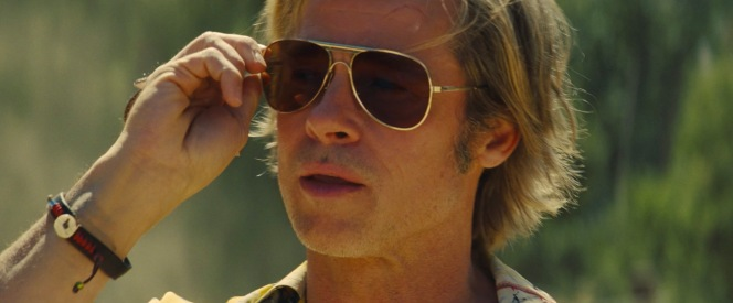 Cliff Booth's bracelet and sunglasses in Once Upon a Time in Hollywood.