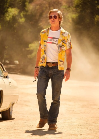 Brad Pitt as Cliff Booth in Once Upon a Time in Hollywood (2019)