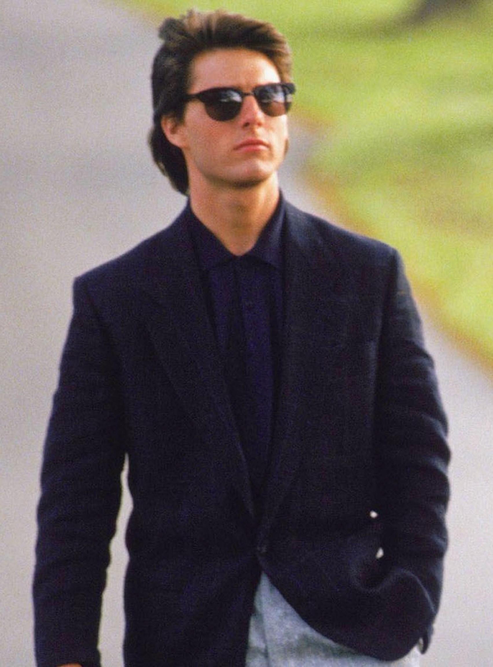 b7b34412ed17 Tom Cruise as Charlie Babbitt in Rain Man (1988)