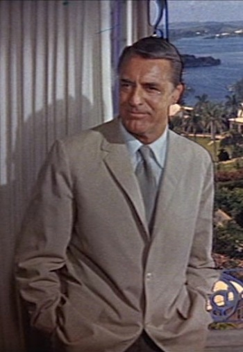 Cary Grant as Philip Shayne in That Touch of Mink (1962)