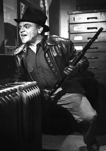 James Cagney as Cody Jarrett in White Heat (1949)