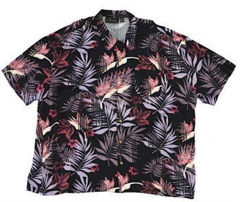 "Tony Soprano's screen-worn tropical print shirt from ""Soprano Home Movies"" (Source: Christie's)"