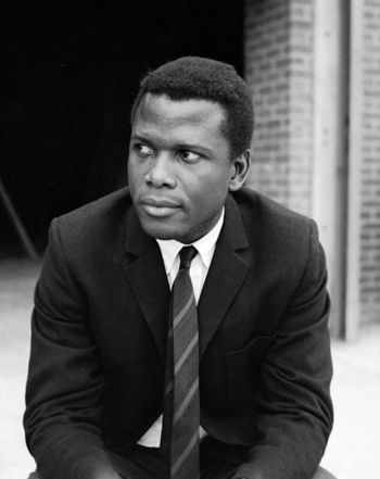 Sidney Poitier as Mark Thackeray in To Sir, with Love (1967)