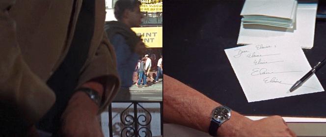 Any positive IDs on Ben Braddock's watch?