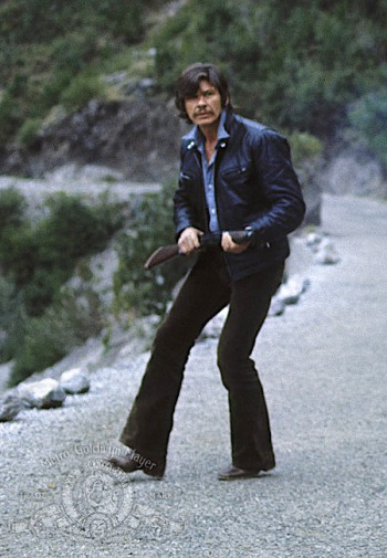 Charles Bronson as Arthur Bishop in The Mechanic (1972). Photo by MGM.