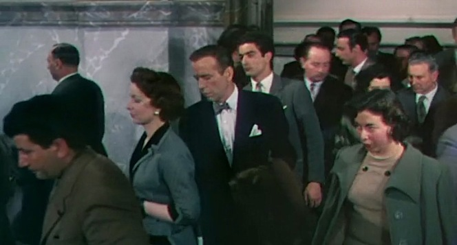 Bogie in The Barefoot Contessa (1954)